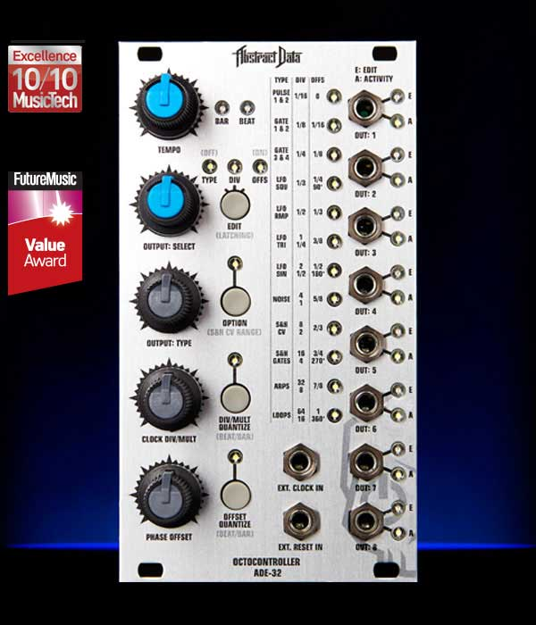 Octocontroller